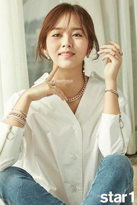 My nhan 17 tuoi xu Han dep khong kem dan chi Park Shin Hye - Anh 4