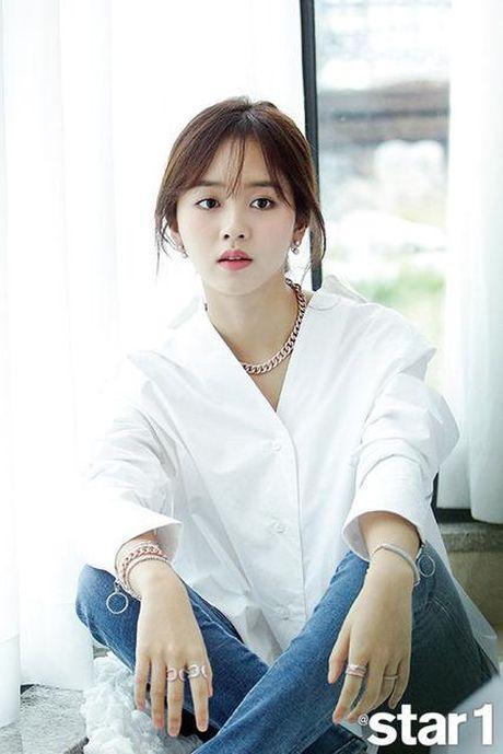 My nhan 17 tuoi xu Han dep khong kem dan chi Park Shin Hye - Anh 5