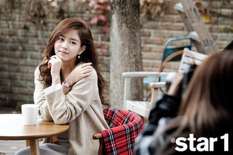 My nhan 17 tuoi xu Han dep khong kem dan chi Park Shin Hye - Anh 6