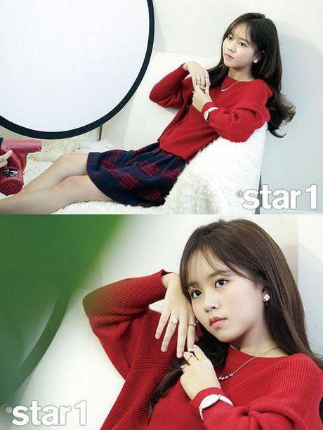 My nhan 17 tuoi xu Han dep khong kem dan chi Park Shin Hye - Anh 7