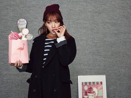 My nhan 17 tuoi xu Han dep khong kem dan chi Park Shin Hye - Anh 9