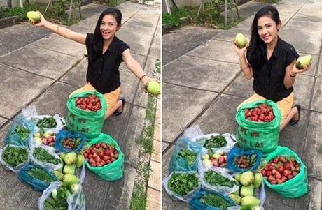 Nhung vuon rau xanh mat nhin la me cua sao Viet - Anh 13