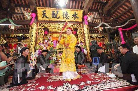 Tin nguong tho Mau Tam phu duoc UNESCO cong nhan la Di san van hoa phi vat the - Anh 3