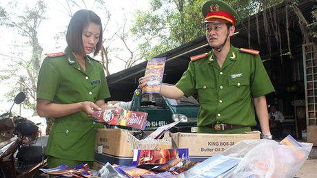 Lap 5 doan kiem tra phong chong buon lau, gian lan thuong mai - Anh 1
