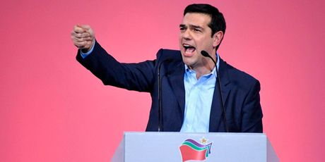 Thu tuong Hy Lap Alexis Tsipras: Nhung loi hua bat thanh - Anh 1