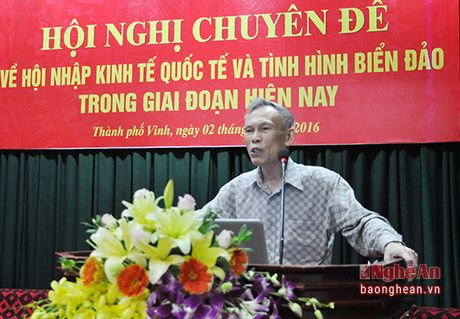 Ong Truong Dinh Tuyen: Doanh nghiep can nam chac cam ket lien quan den linh vuc minh - Anh 1
