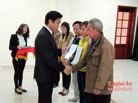 TAND tinh cong bo quyet dinh dac xa cua Chu tich nuoc - Anh 1