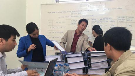 Mo thau tai Ban QLDA cong trinh giao thong 2 (Vinh Phuc): Cuoc dau cua doi thu nang ky - Anh 1
