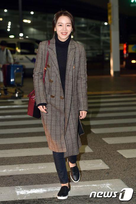 Suzy sang chanh len duong du MAMA, G-Dragon va TOP trum kin mit di Nhat - Anh 10