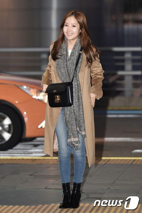 Suzy sang chanh len duong du MAMA, G-Dragon va TOP trum kin mit di Nhat - Anh 11