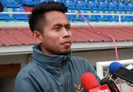 'Messi Indonesia' quyet tam ghi ban de danh tang nguoi ba qua co - Anh 1
