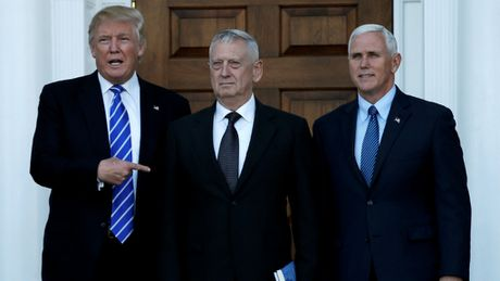 Ong Trump chon tuong Matt Mattis lam bo truong Quoc phong - Anh 1