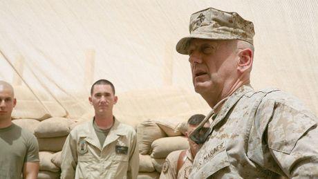 Ong Trump chon tuong Matt Mattis lam bo truong Quoc phong - Anh 2