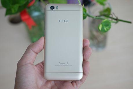 Mo hop smartphone gia re Gigi Dream 8, gia 2,3 trieu dong - Anh 13
