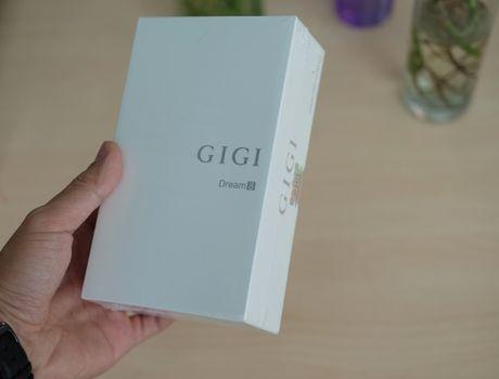 Mo hop smartphone gia re Gigi Dream 8, gia 2,3 trieu dong - Anh 1