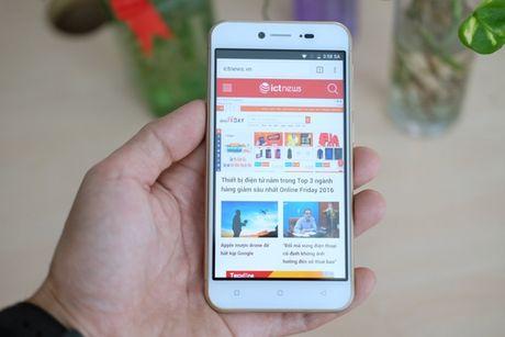 Mo hop smartphone gia re Gigi Dream 8, gia 2,3 trieu dong - Anh 6