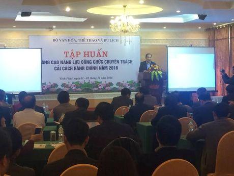 Tap huan cai cach hanh chinh cung chuyen gia Han Quoc - Anh 1