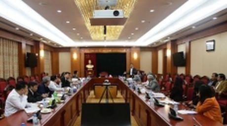 Tham van chinh sach cong nghiep quoc gia den nam 2025, tam nhin 2035 - Anh 1