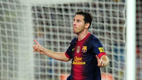 Lionel Messi - ke huy diet Real Madrid tu 2005 - Anh 11
