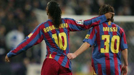 Lionel Messi - ke huy diet Real Madrid tu 2005 - Anh 1