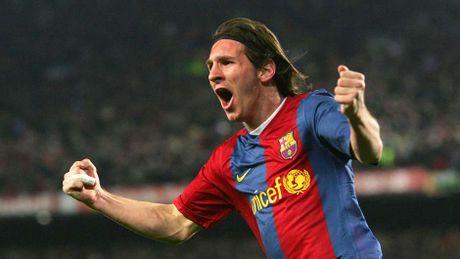 Lionel Messi - ke huy diet Real Madrid tu 2005 - Anh 2