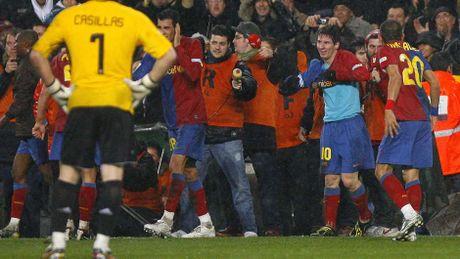 Lionel Messi - ke huy diet Real Madrid tu 2005 - Anh 3