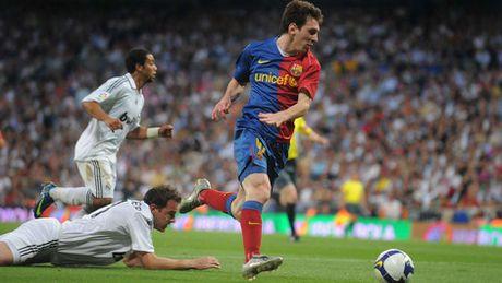 Lionel Messi - ke huy diet Real Madrid tu 2005 - Anh 4