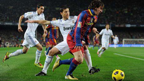 Lionel Messi - ke huy diet Real Madrid tu 2005 - Anh 6