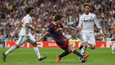 Lionel Messi - ke huy diet Real Madrid tu 2005 - Anh 8