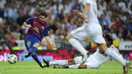 Lionel Messi - ke huy diet Real Madrid tu 2005 - Anh 9