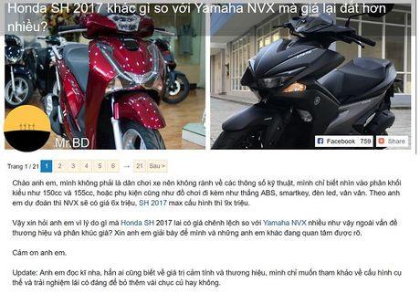 Co hoi nao cho Yamaha NVX? - Anh 3