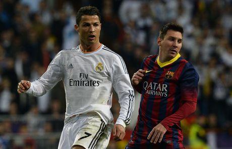 10 ky luc ghi ban cho Ronaldo va Messi pha - Anh 1