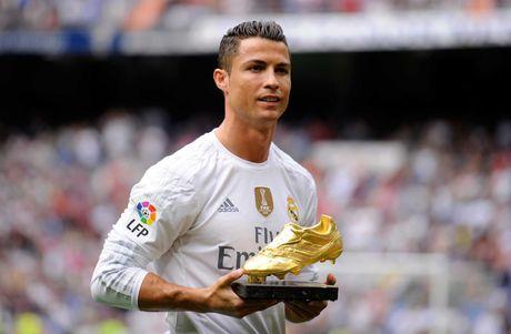10 ky luc ghi ban cho Ronaldo va Messi pha - Anh 2