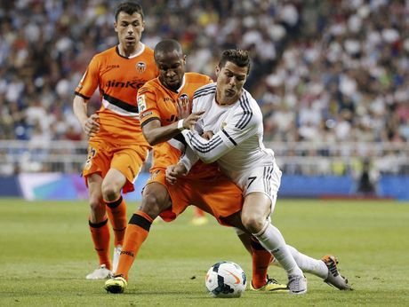 10 ky luc ghi ban cho Ronaldo va Messi pha - Anh 6