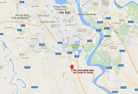 Hang tram nguoi chua chay kho hang 2.000 m2 - Anh 4