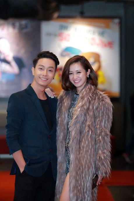 Jun Vu - Dinh Hieu khong dam dien lai canh hon tren san khau - Anh 2