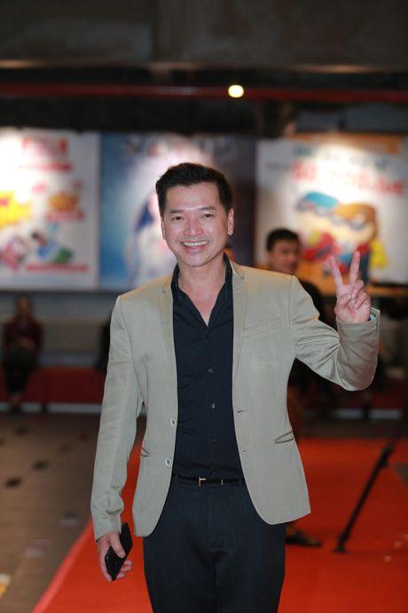 Jun Vu - Dinh Hieu khong dam dien lai canh hon tren san khau - Anh 4