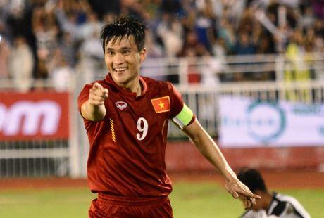 Khong can nhu Messi, lich su van goi ten Cong Vinh - Anh 1
