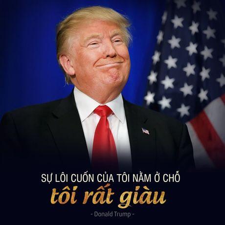 Noi cac cua Donald Trump se giau nhat lich su My - Anh 2