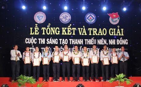 Thua Thien - Hue trien khai cuoc thi Sang tao thanh, thieu nien, nhi dong - Anh 1
