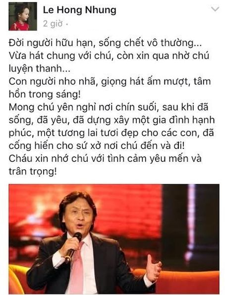 Khong the tin noi NSUT Quang Ly da qua doi - Anh 9