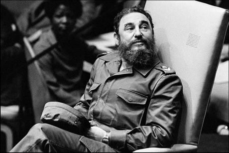 Dang sau cau noi noi tieng cua lanh tu Fidel ve Viet Nam - Anh 1
