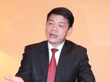 Doanh nhan Tran Ba Duong, Chu tich HDQT Cong ty co phan O to Truong Hai: 'Neu nghi cho minh, toi da dung lai' - Anh 1