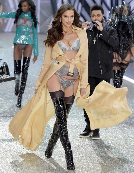 Nhung man trinh dien 'thang hoa' trong Victoria's Secret Fashion Show 2016 - Anh 37