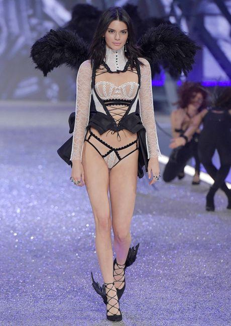 Nhung man trinh dien 'thang hoa' trong Victoria's Secret Fashion Show 2016 - Anh 41