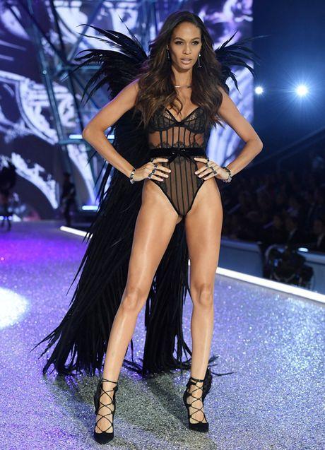 Nhung man trinh dien 'thang hoa' trong Victoria's Secret Fashion Show 2016 - Anh 48