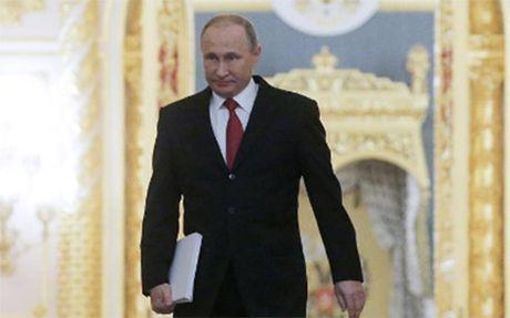 Du luan Nga ve Thong Diep Lien bang cua Tong thong Putin - Anh 1