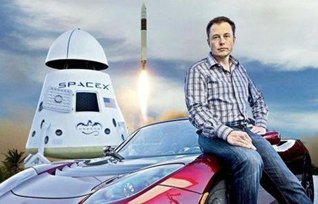 Va day la Elon Musk - Anh 1