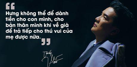 Nhung cau noi roi nuoc mat cua Dam Vinh Hung - Anh 3