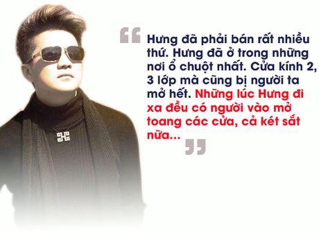 Nhung cau noi roi nuoc mat cua Dam Vinh Hung - Anh 4